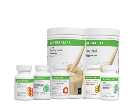PROGRAM HERBALIFE DE SLABIRE  AVANSAT